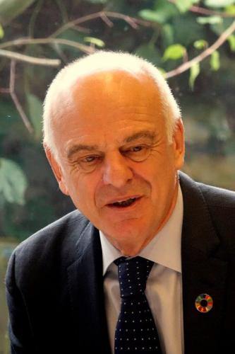 5 - David Nabarro mobilizies for SDGs