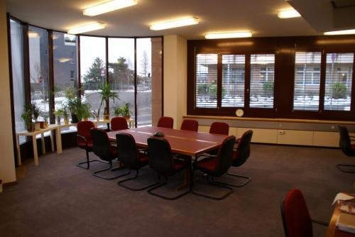 The CMBD/GSO conference room